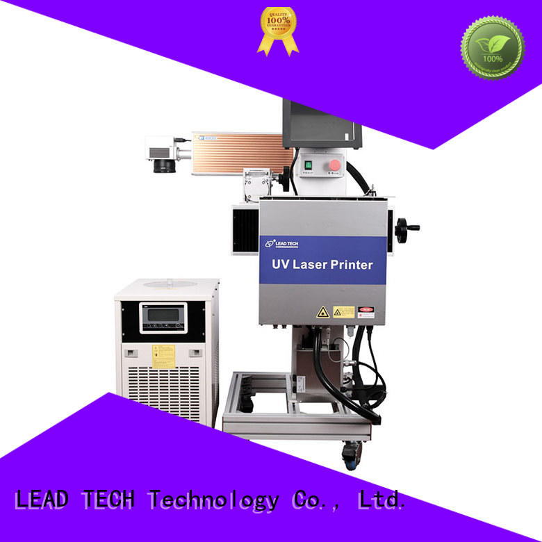 LEAD TECH portable laser etching machine Supply for household paper printing