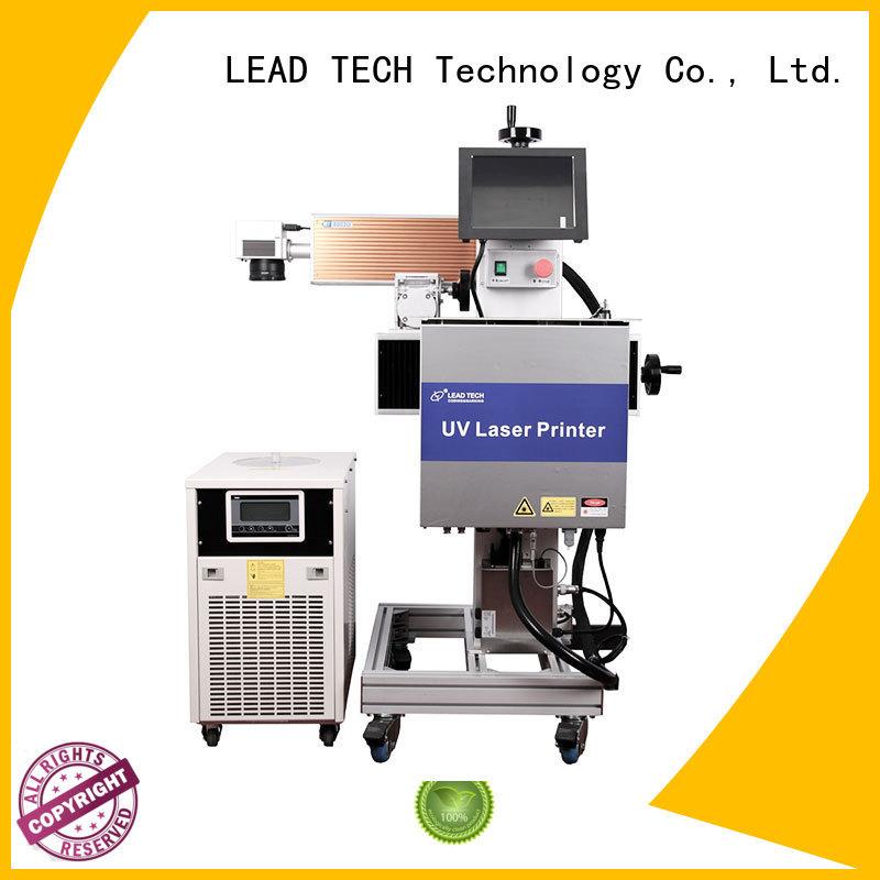 LEAD TECH laser marking printer high-performance best price