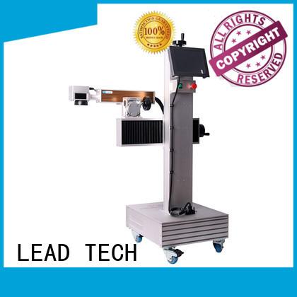 LEAD TECH comprehensive batch code printing machine for sale