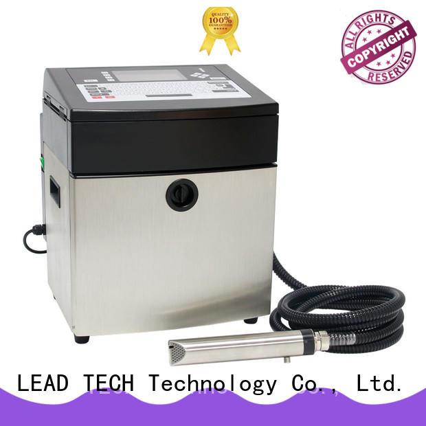 LEAD TECH commercial inkjet printer OEM cooling structure