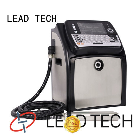LEAD TECH dust-proof best continuous ink printer at discount