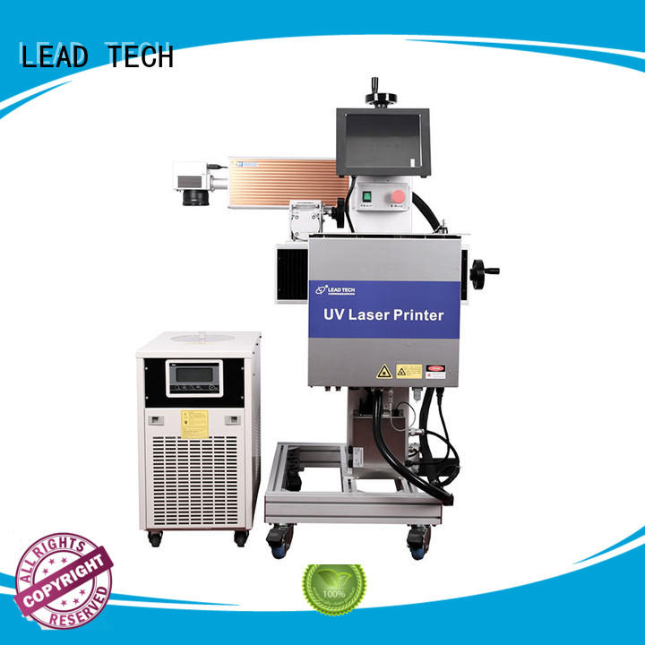 laser marking machine top manufacturer LEAD TECH