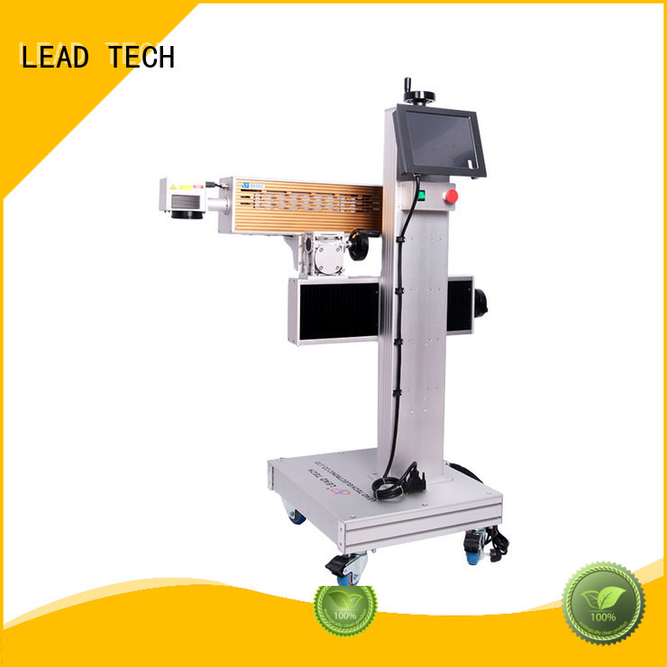 LEAD TECH batch code printer easy-operated for sale
