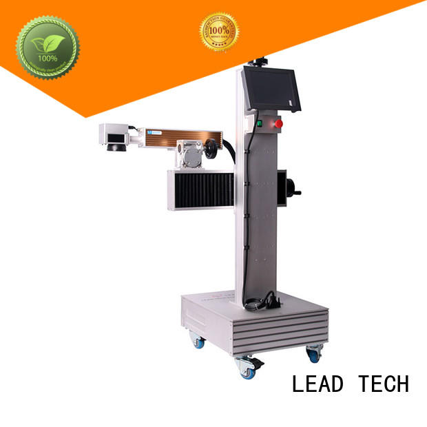 LEAD TECH aluminum structure coding printer promotional at discount