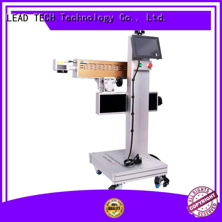 aluminum structure laser printing machine promotional