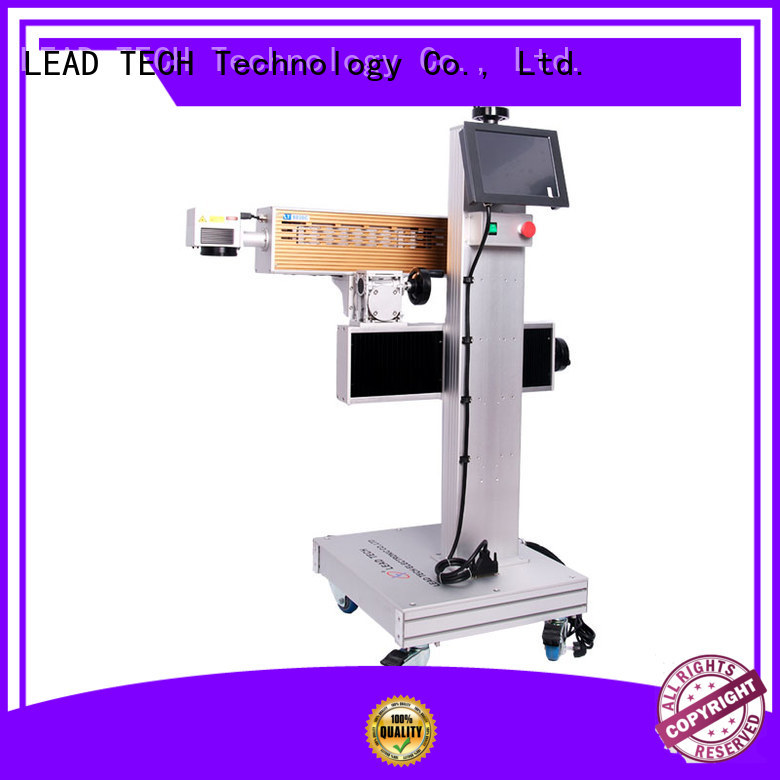 LEAD TECH laser marking machine high-performance top manufacturer