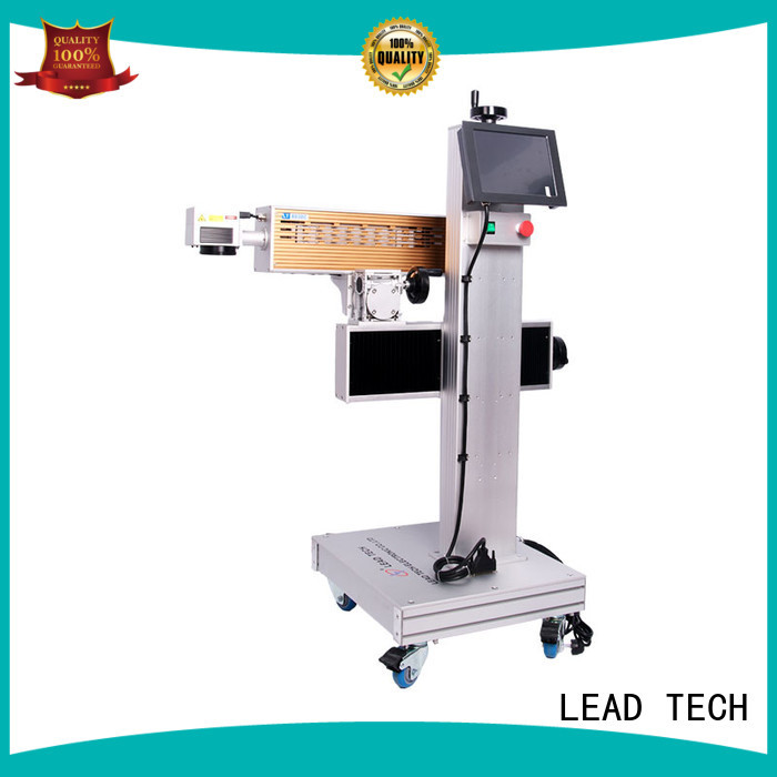 laser printing machine easy-operated best price LEAD TECH