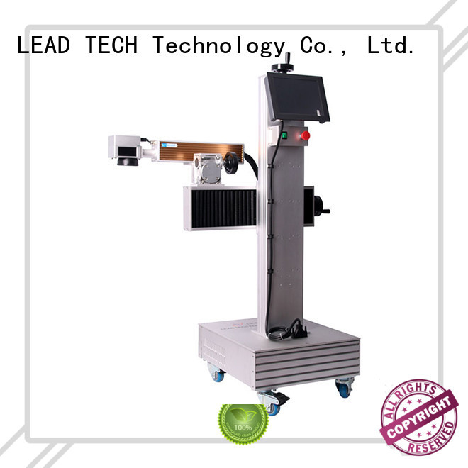 LEAD TECH dustproof laser marking machine high-performance at discount