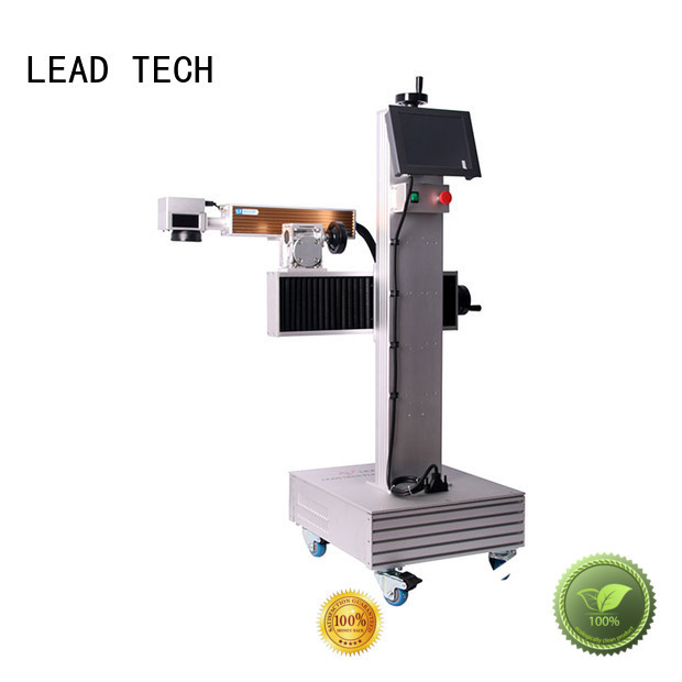 LEAD TECH laser marking machine high-performance