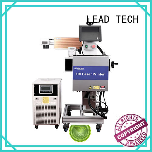 Laser Batch Coding Machine  With Water Cooling Structure LT80003U LT8005U