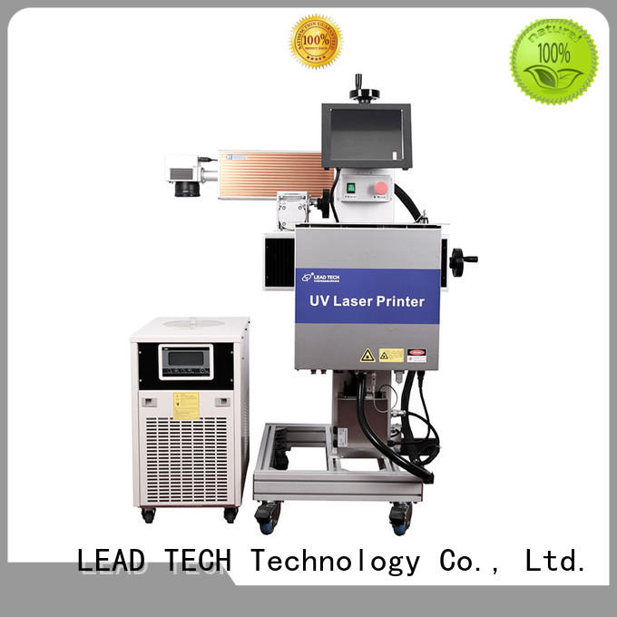 aluminum structure laser marking printer high-performance at discount LEAD TECH