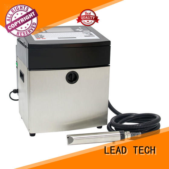 LEAD TECH commercial inkjet printing machine OEM at discount