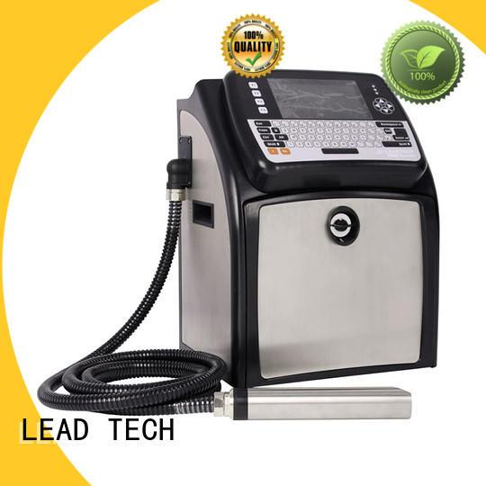 LEAD TECH high-quality industrial inkjet printer reasonable price
