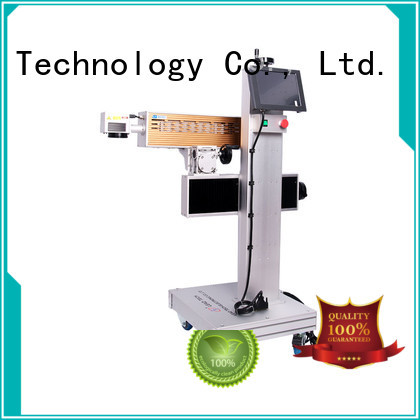 LEAD TECH dustproof laser printing machine easy-operated at discount