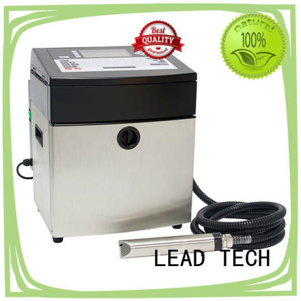LEAD TECH inkjet coder fast-speed at discount