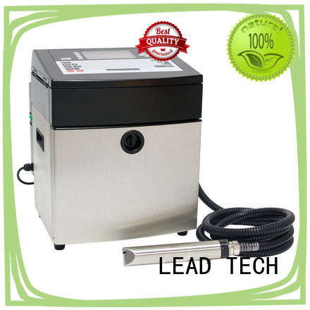 LEAD TECH inkjet printing machine high-performance at discount