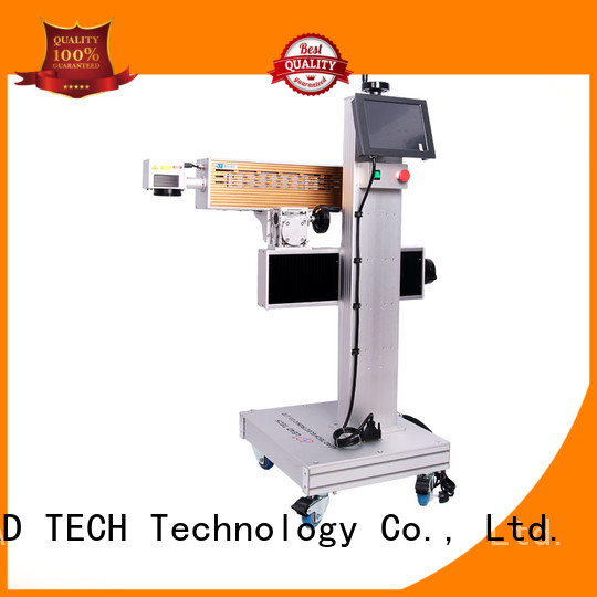 LEAD TECH laser logo manufacturers for building materials printing