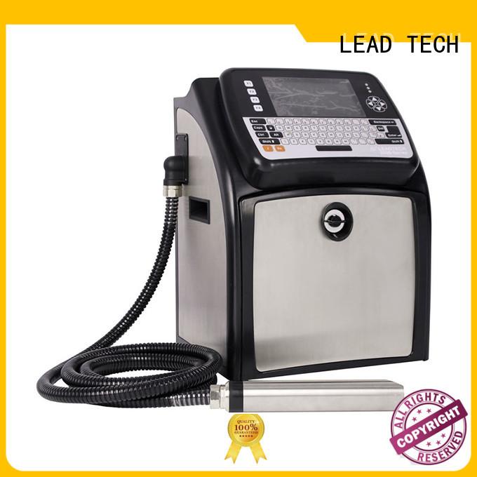 commercial inkjet printer reasonable price LEAD TECH