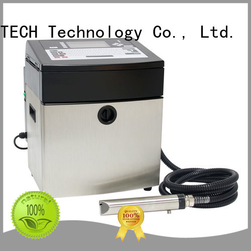 industrial inkjet coding printer aluminum structure LEAD TECH