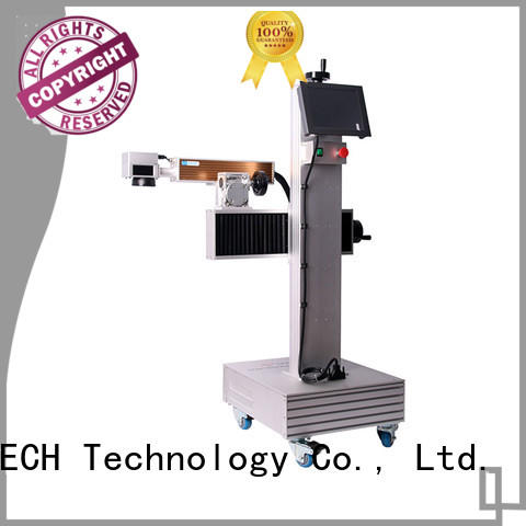 LEAD TECH batch code printer high-performance