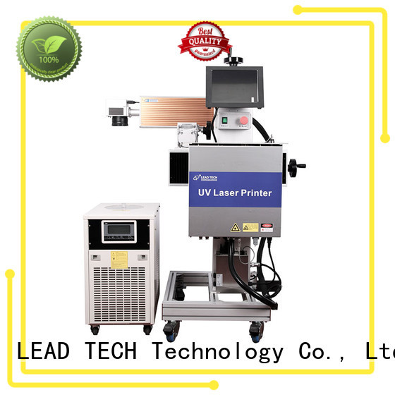 LEAD TECH comprehensive commercial laser printer easy-operated
