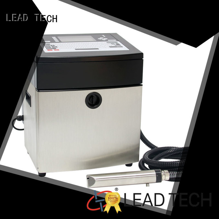 LEAD TECH commercial inkjet printer OEM from best fatcory